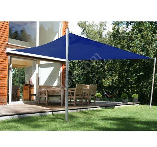 Diy Sun Shade Ideas Sun Shade Sail Canopy Square Shape 3
