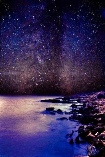 G+ Star Wars, Night Sky Wallpaper, Star Sky, Cosmos, Planets, Milky
