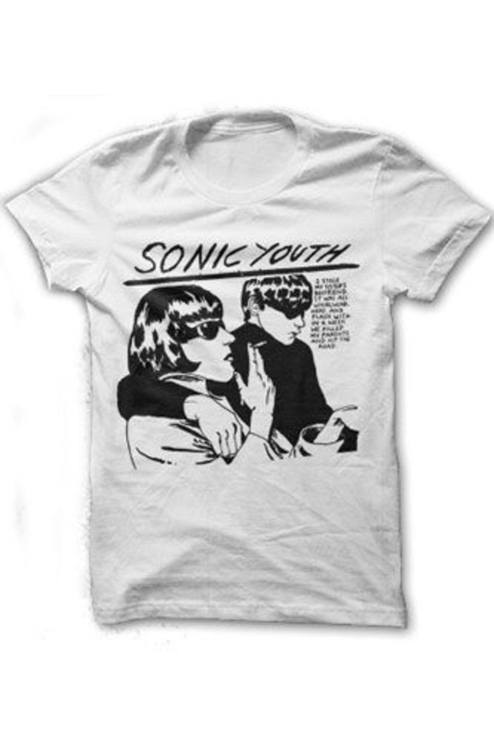 7bc98975 Sonic Youth Raymond Pettibon, Cool Bands, Cool T Shirts, Youth, Embroidery,