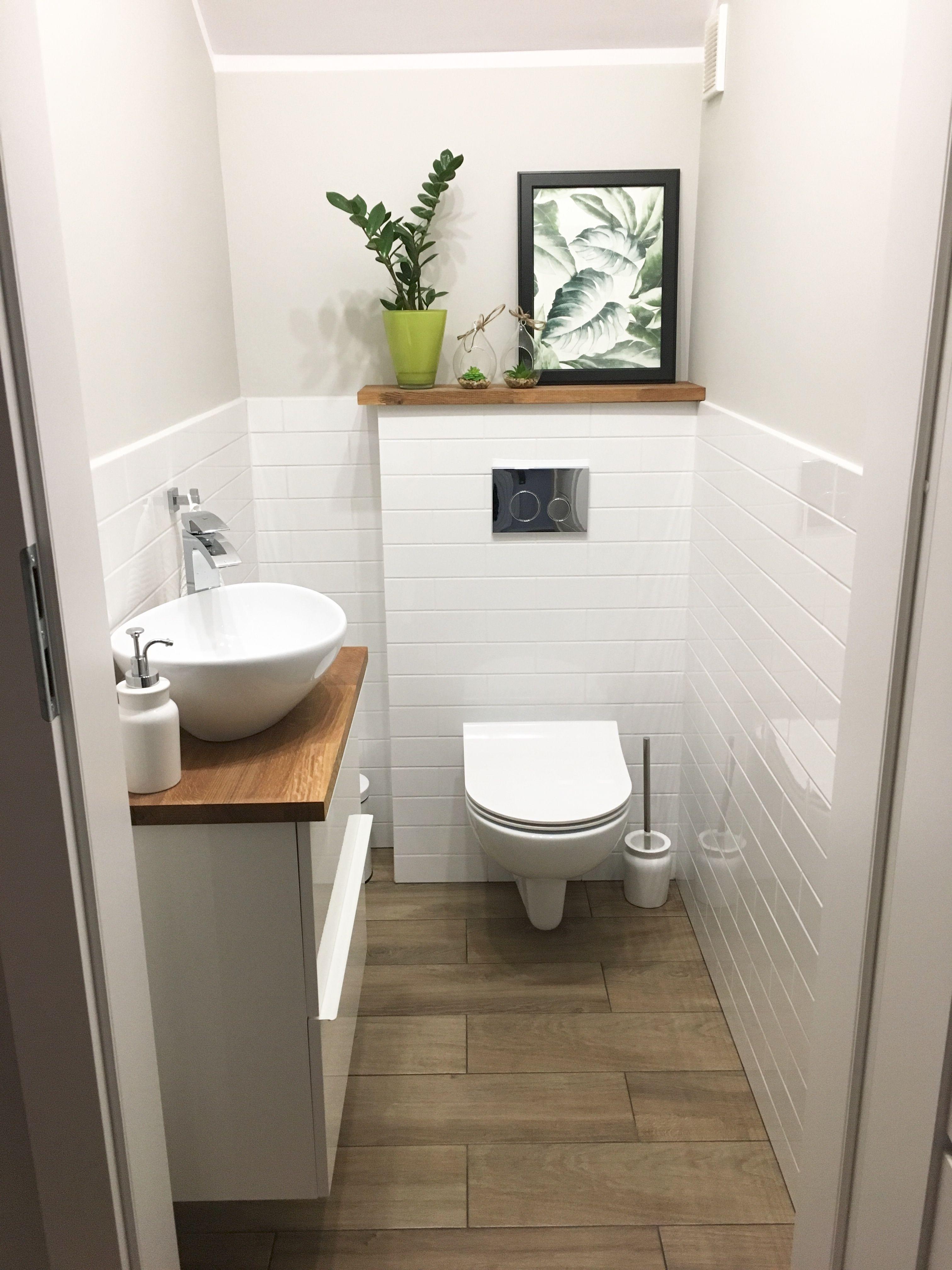 Toaleta pod schodami #downstairsloo Toaleta pod schodami #smalltoiletroom