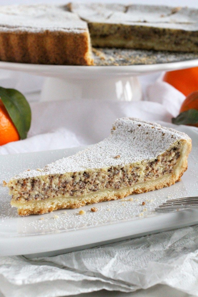 Chocolate Orange Ricotta Tart Recipes Kuchen Kasekuchen Kase