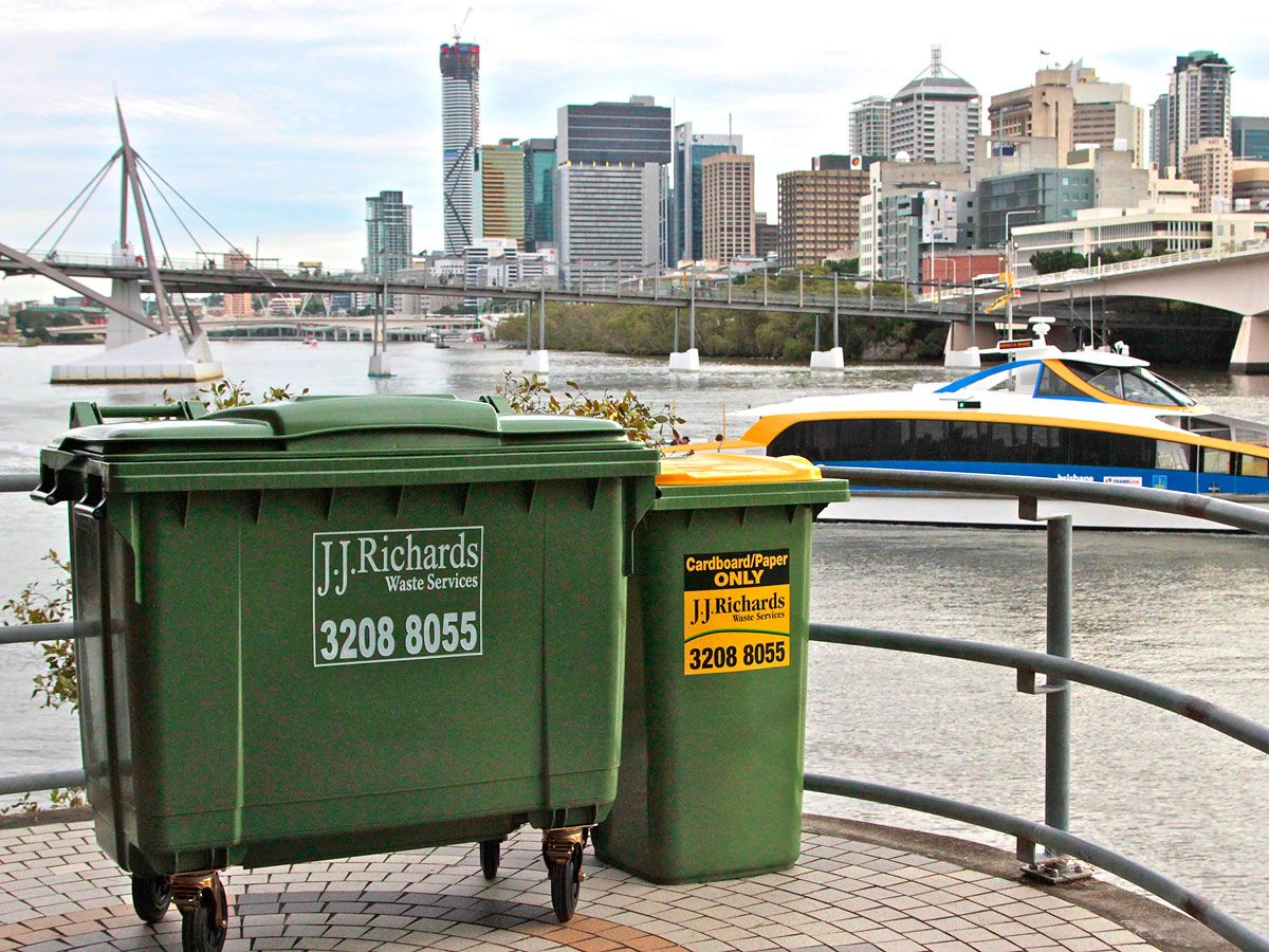 Do you need different sizes of best quality skip bins jj