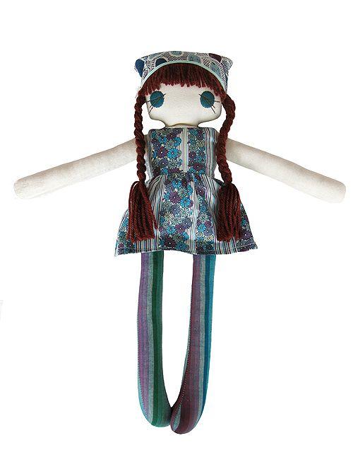 gorgeous raggidy rag dolls - my name is hannah