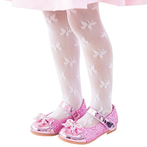 Liza girls patterned tights by Gabriella 4-12 years