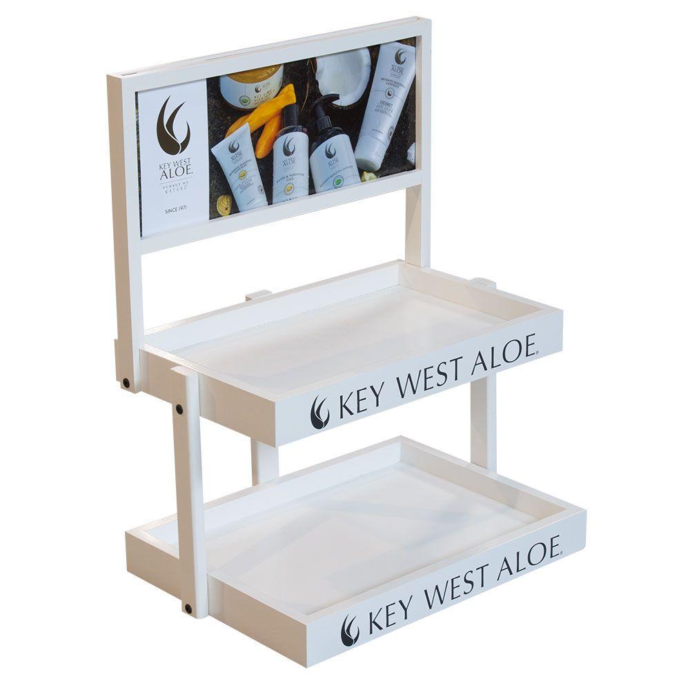 Counter Top Wood Pop Display Rack Shop Display Custom Wood Store