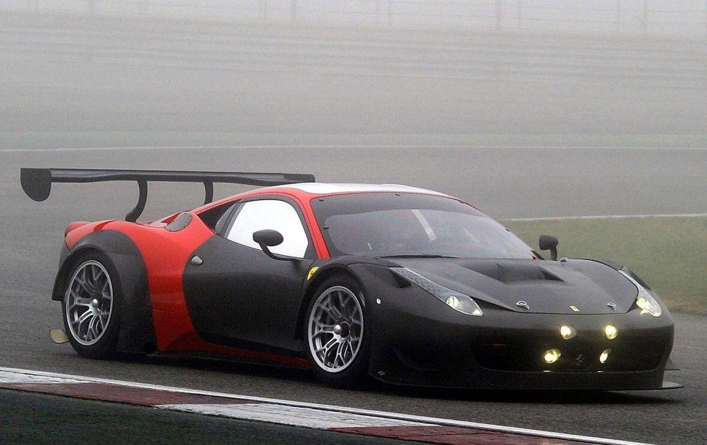 Amazing 2013 Ferrari 458 GT3 Race Car