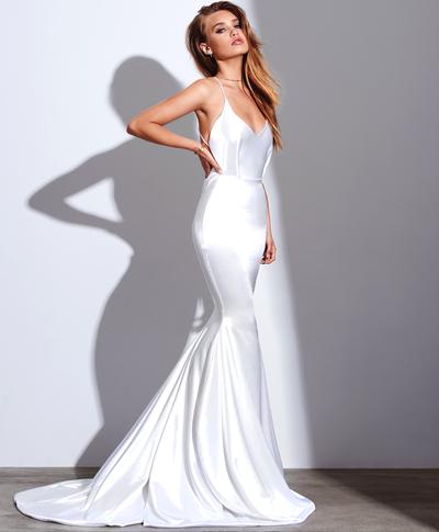 2478530e63 2018 Mermaid Prom Dress Evening Dress, Spaghetti Straps Prom Dresses ...