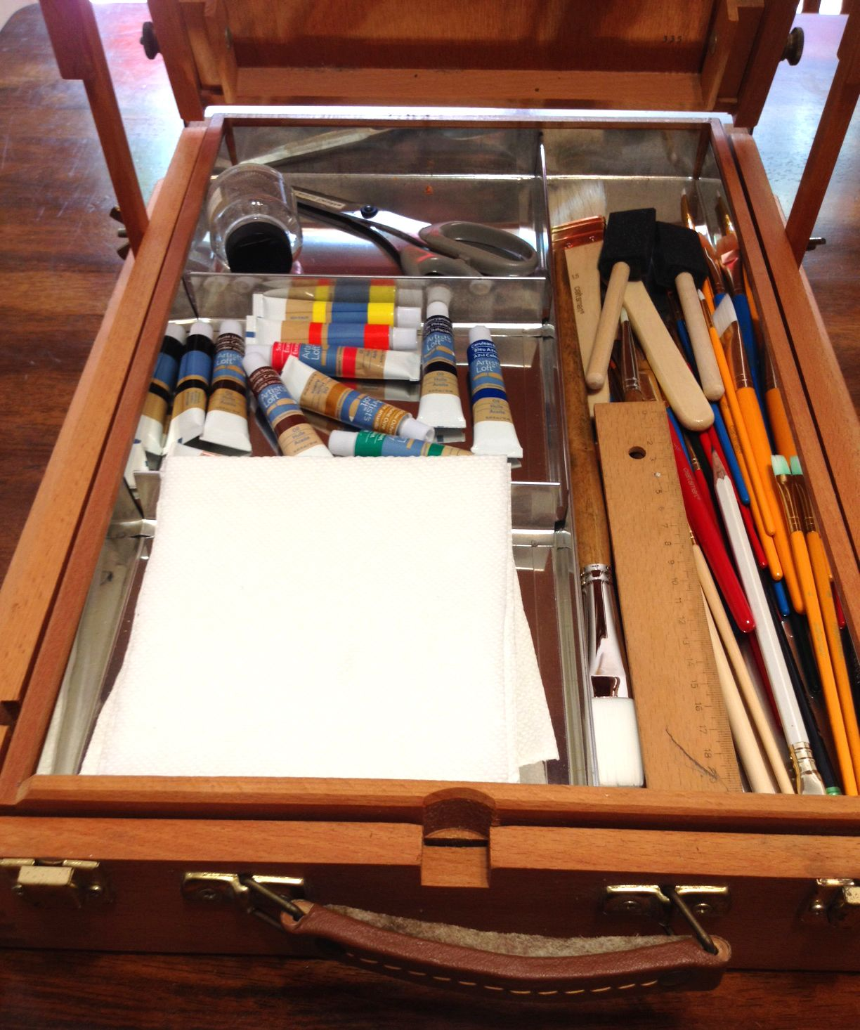 Ready for Plein Air painting. (With images) Plein air
