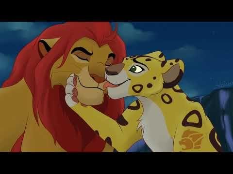 Tlg Kion X Fuli Youtube Lion King Art Lion King Fan Art Lion King Drawings