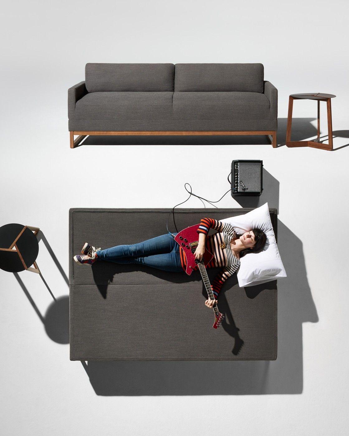 The Diplomat Sleeper Sofa, Packwood Charcoal in 2019 ...