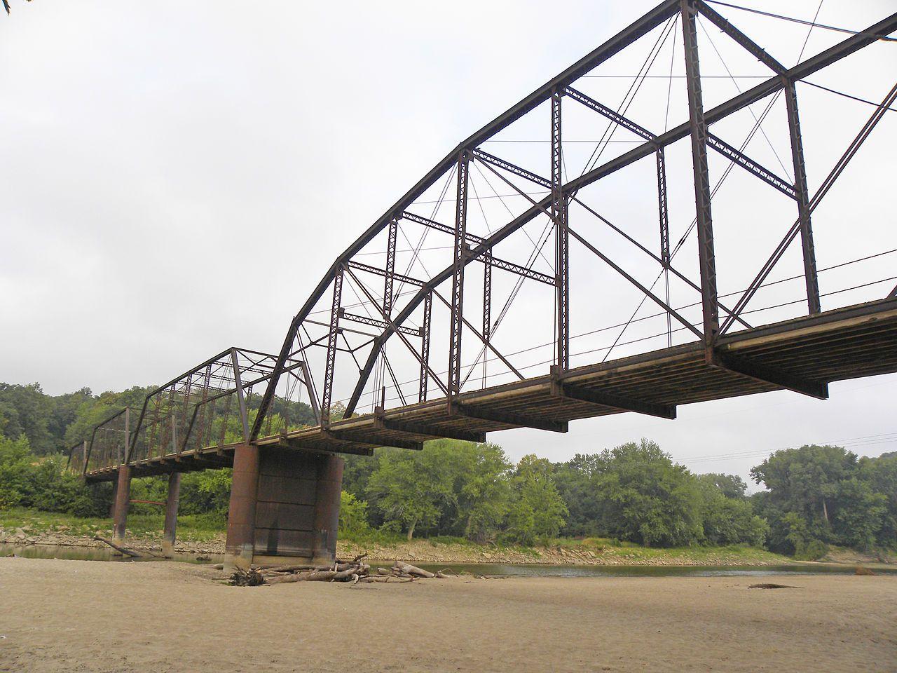 Boone Bridge 2 in Boone County, Iowa.