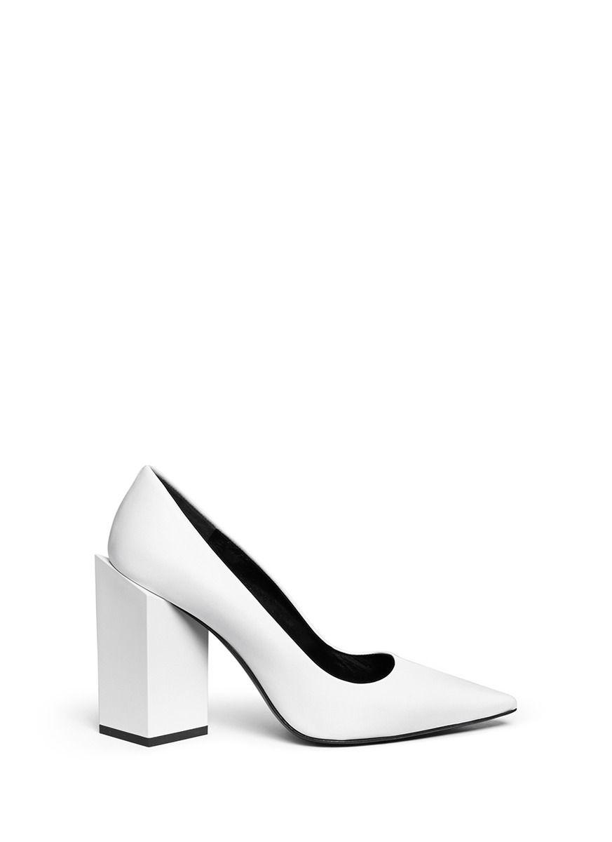 Buy Cheap Browse Cheap Price Wholesale Price Pierre Hardy Block heel pumps Eastbay Sale Online qewkIV