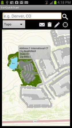 ArcGIS Runtime SDK for Android: Get the Code   GIS   Android