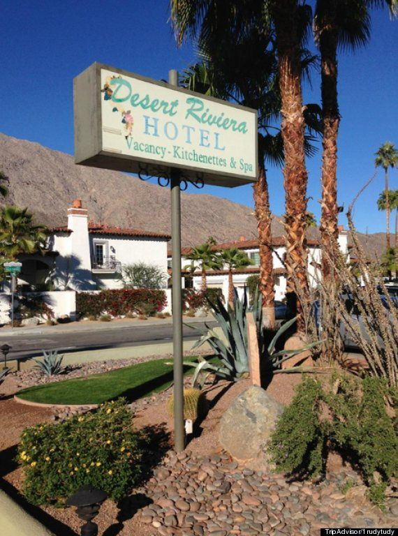 Desert Riviera Hotel, Palm Springs, California | The U.S. Hotels With The Best Service, According To TripAdvisor