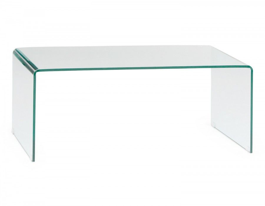 Visio glass coffee table accent tables living room structube