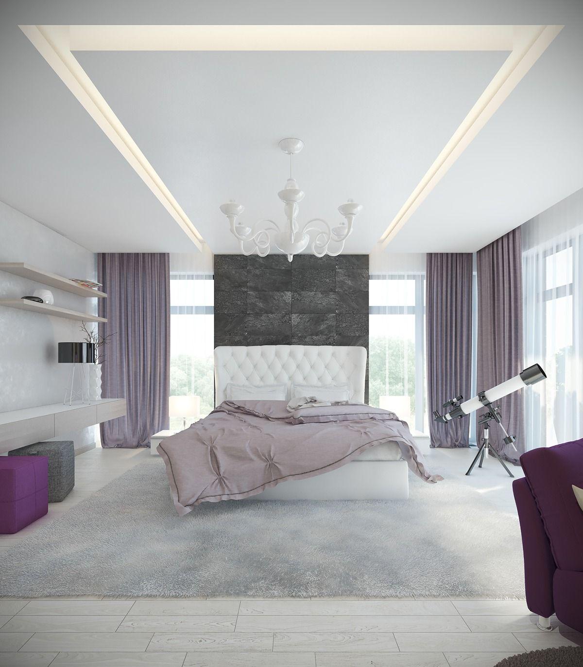 10 Moderne Schlafzimmer Design Ideen Mit Luxus Dekorationsideen