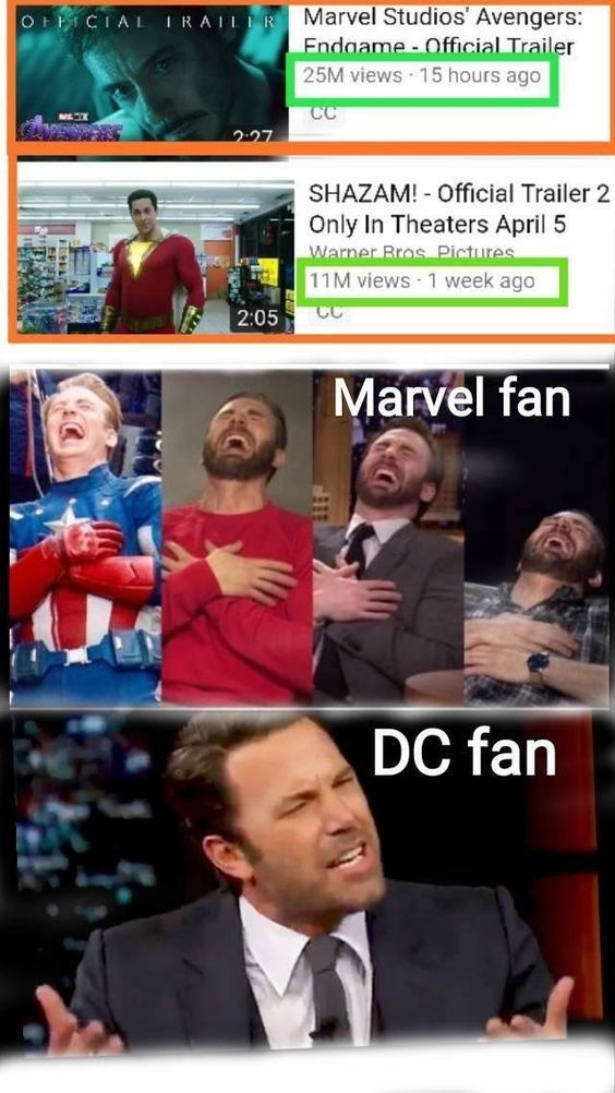 Top 5 Avengers End Game Memes