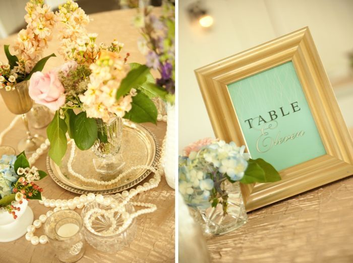 Pearl Gift Ideas For 30th Wedding Anniversary: 30th Anniversary Centerpiece Ideas