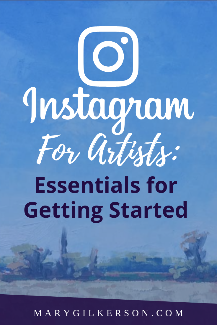 Instagram For Artists Essentials For Getting Started Name For Instagram Instagram Artist Instagram