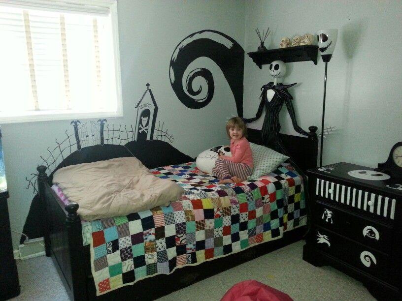 Cammies Decor Nightmare Before Christmas Kids Christmas Kids Room Room Themes