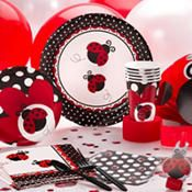 Fancy Ladybug Party Supplies