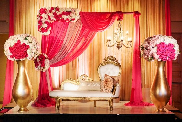 Indian Wedding At Pelican Hill Featured In Maharani