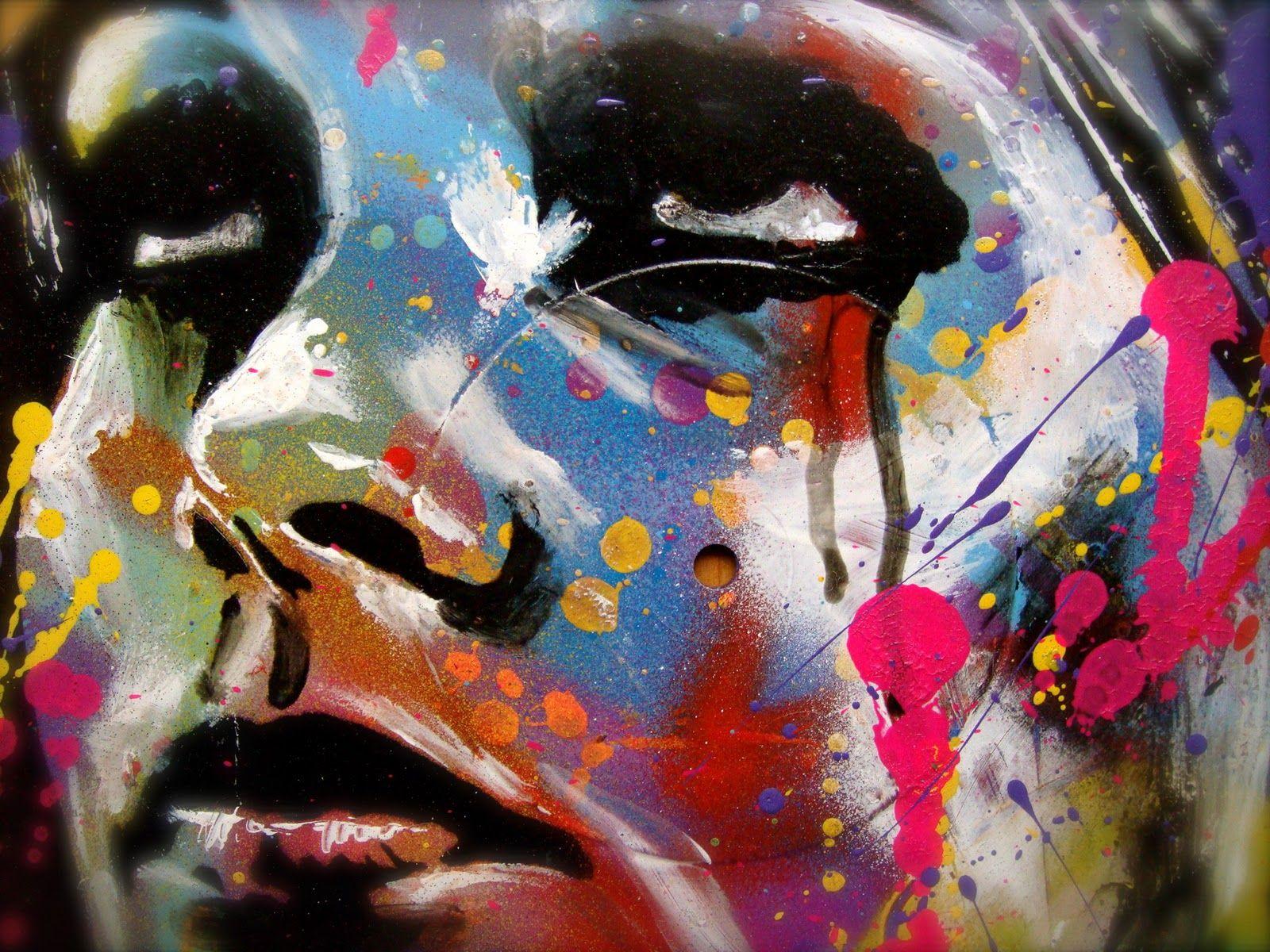 Bia Nicastro: Arte de rua