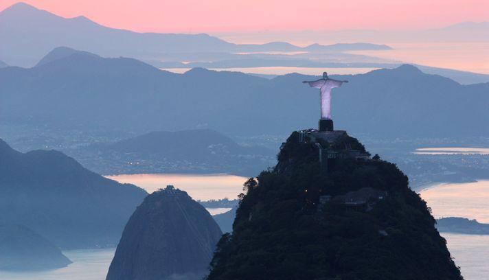 Rio, Cidade Maravilhosa