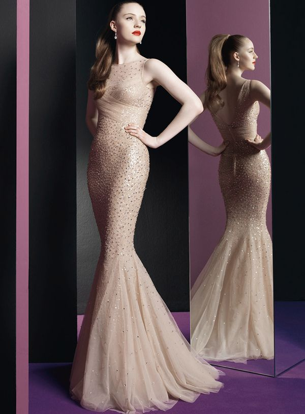 Choose A Mermaid Wedding Gown To Complete Your Bridal Earance