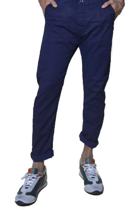 Pantaloni Uomo Absolut Joy (VI-P2426) colore Blu Scuro