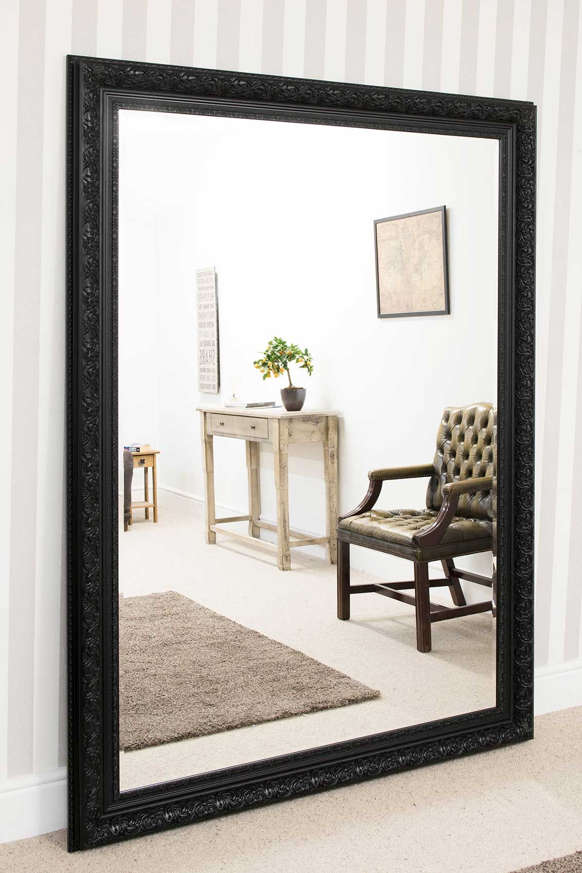 Large Elegant Mirrors