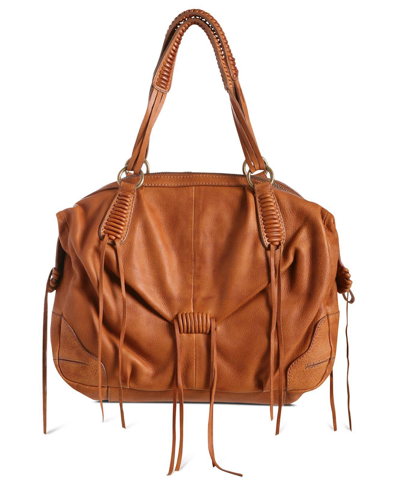 Lucky Brand Handbag Jordana Satchel Handbags Accessories Macy S