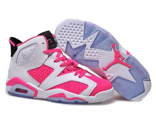 2015 Air Jordan 6 GS White Pink Shoes For Sale from Reliable Big Discount! 2015  Air Jordan 6 GS White Pink Shoes For Sale suppliers.