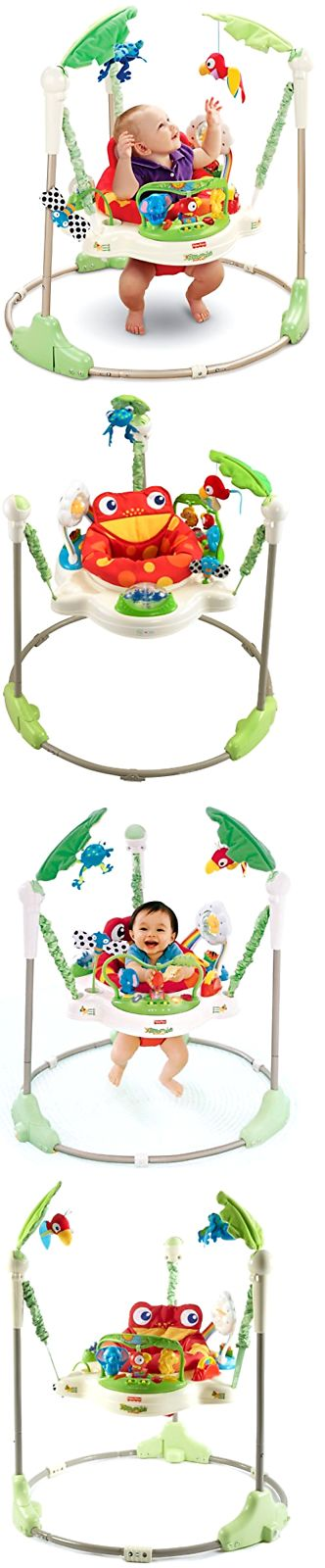 cbe5a682ea18 sleek 5a00a 6cda2 fisher price jumperoo rainforest baby zoo jumper ...
