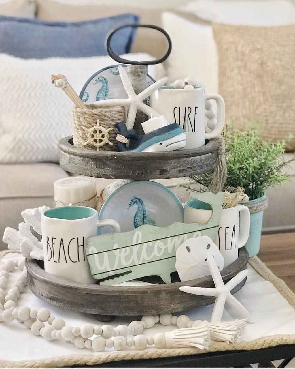 Photo of 80 attractive summer farmhouse decor ideas for your home inspiration – Structhome.com,  #attr…
