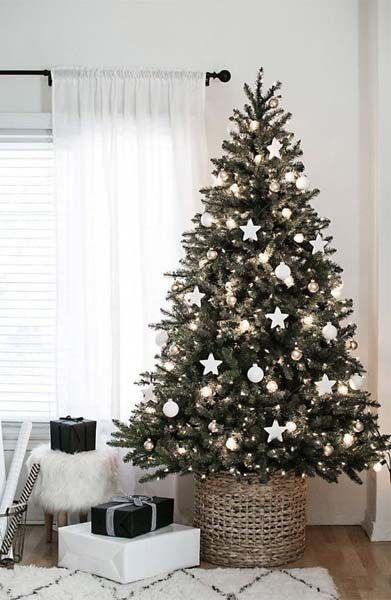 Decoração Árvore de Natal Pinterest Xmas, Natal and Christmas decor - christmas home decor