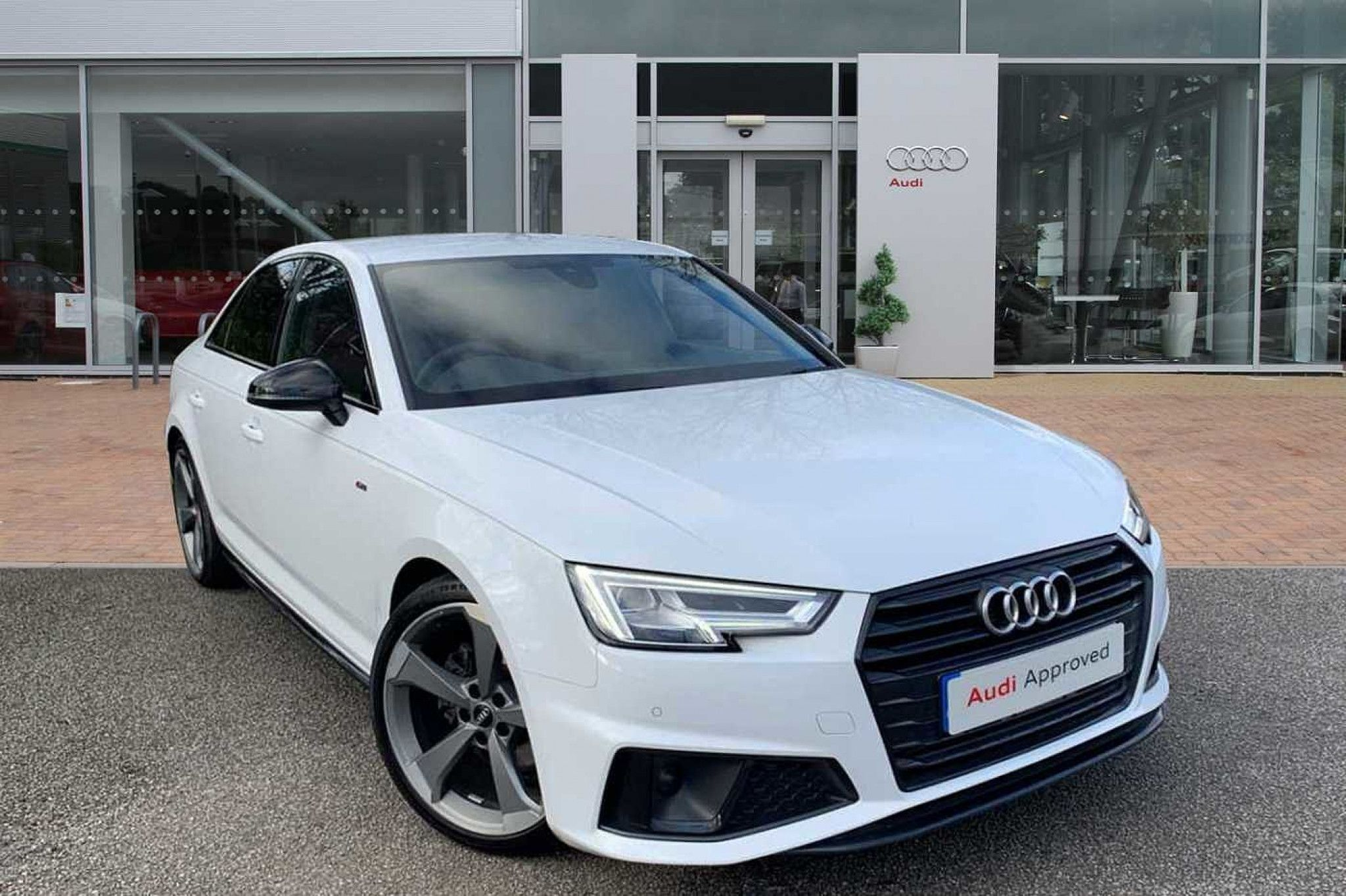 Audi A4 35 Tfsi Black Edition 4dr For Sale In 2020 Audi A4 Black Audi Audi A3