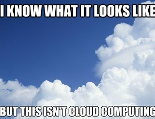 Americans Think Cloud Computing Comes From Actual Clouds
