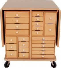 craft room storage quilt room cutting table pinterest. Black Bedroom Furniture Sets. Home Design Ideas