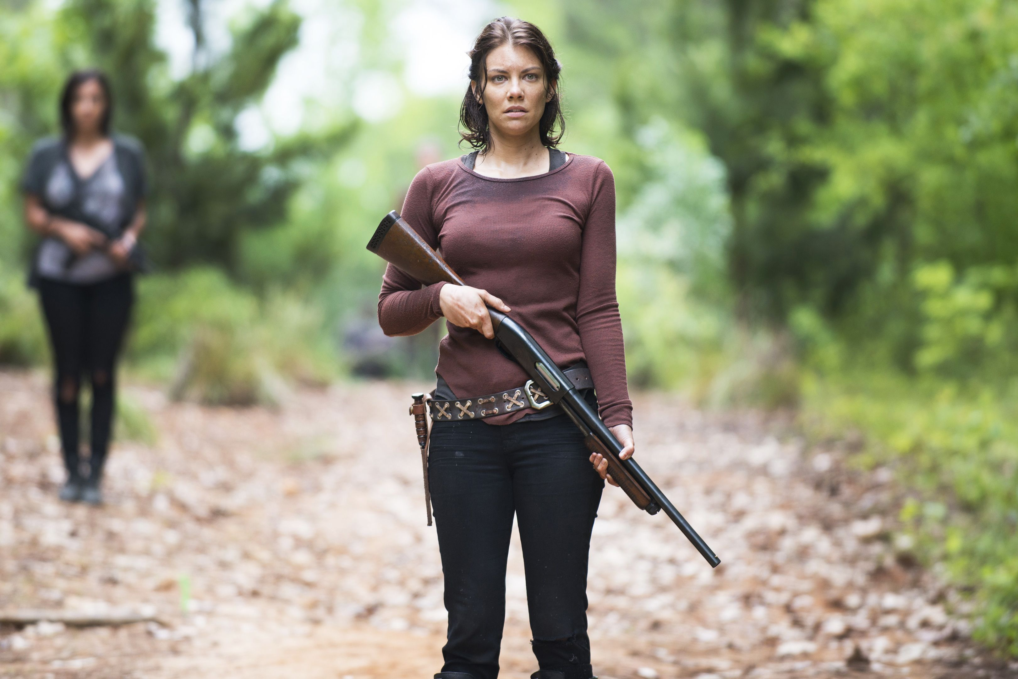 Image result for maggie the walking dead