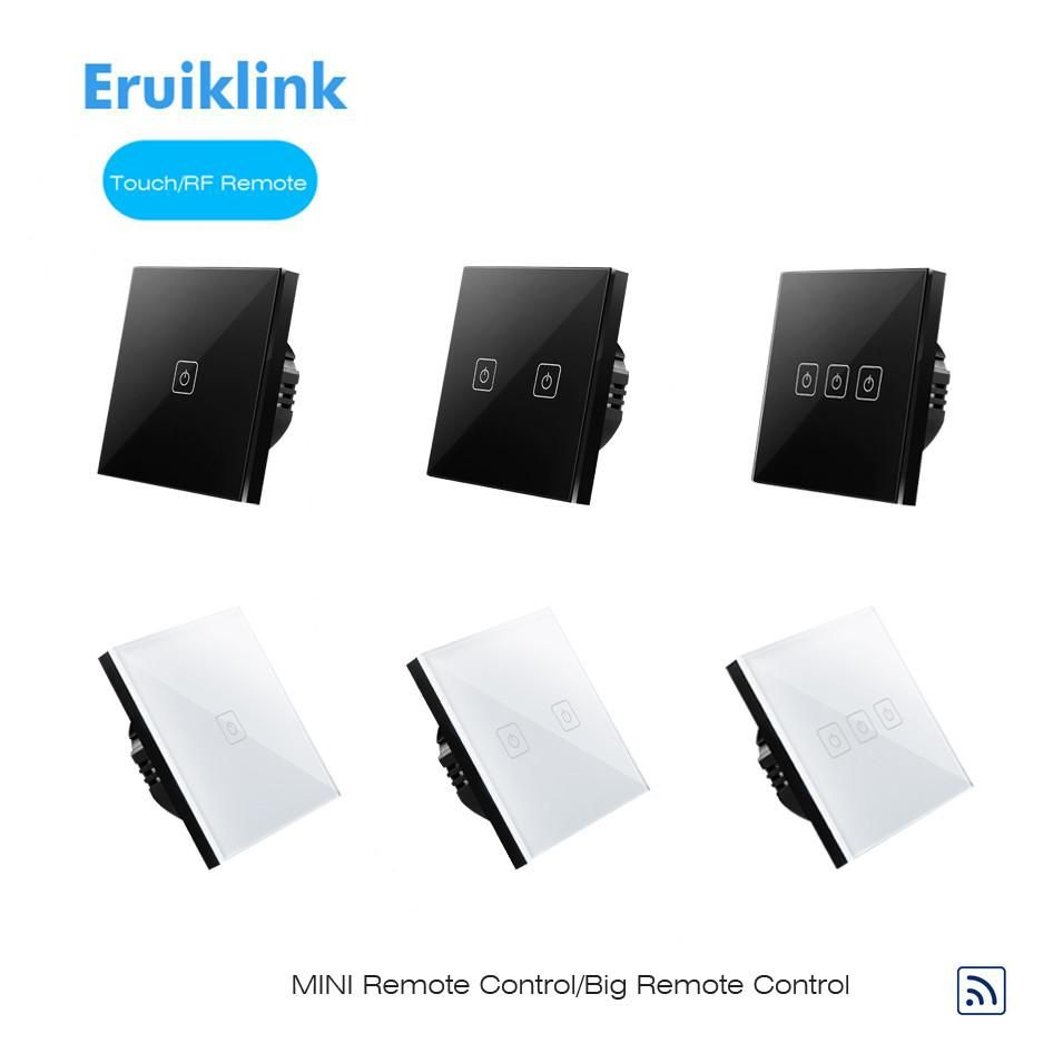 Eruiklink Eu Standard Touch Remote Switch 1 Gang 2 Gang 3 Gang 1 Way Wall Light Touch Switch Cryst Icon2 Luxury Desi Light Touch Wall Lights Trending Decor