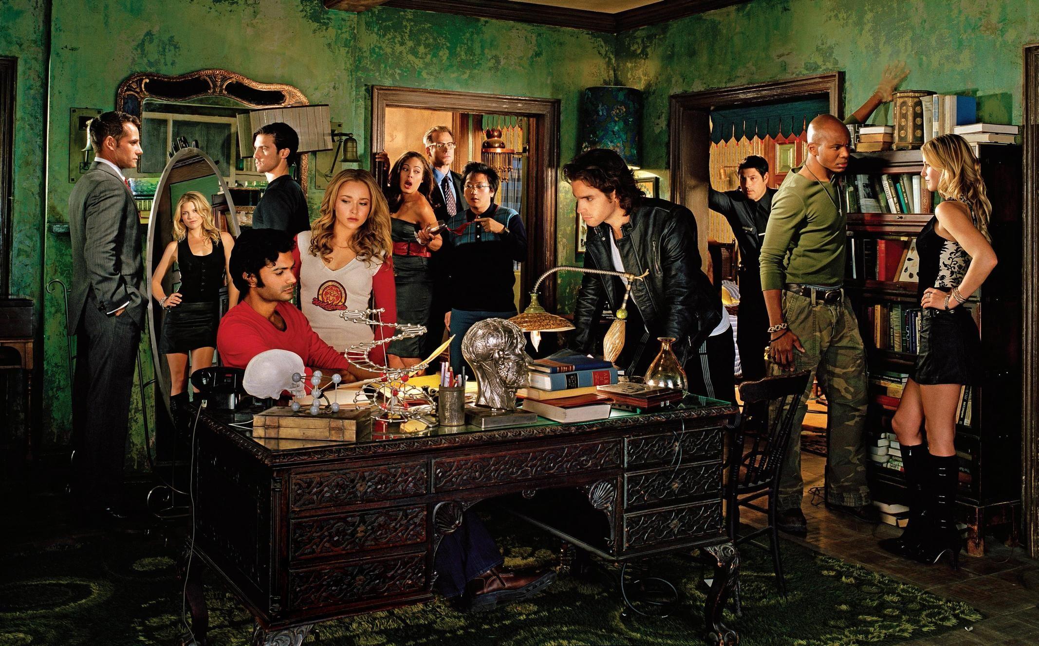 Heroes ~ Season 1 cast photo | Entertainment: TV, Film, Music n Pop ...