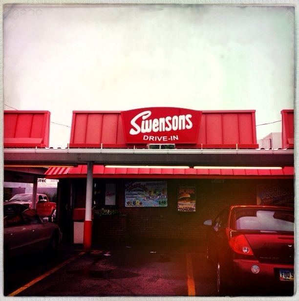Swenson S North Akron Off Rt8 Drive In Restaurants Ohio By Hullygulley Some Good Old Fashion Car Service Swensons