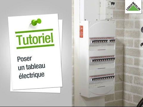 Comment poser un tableau lectrique leroy merlin - Tableau electrique dans salle de bain ...