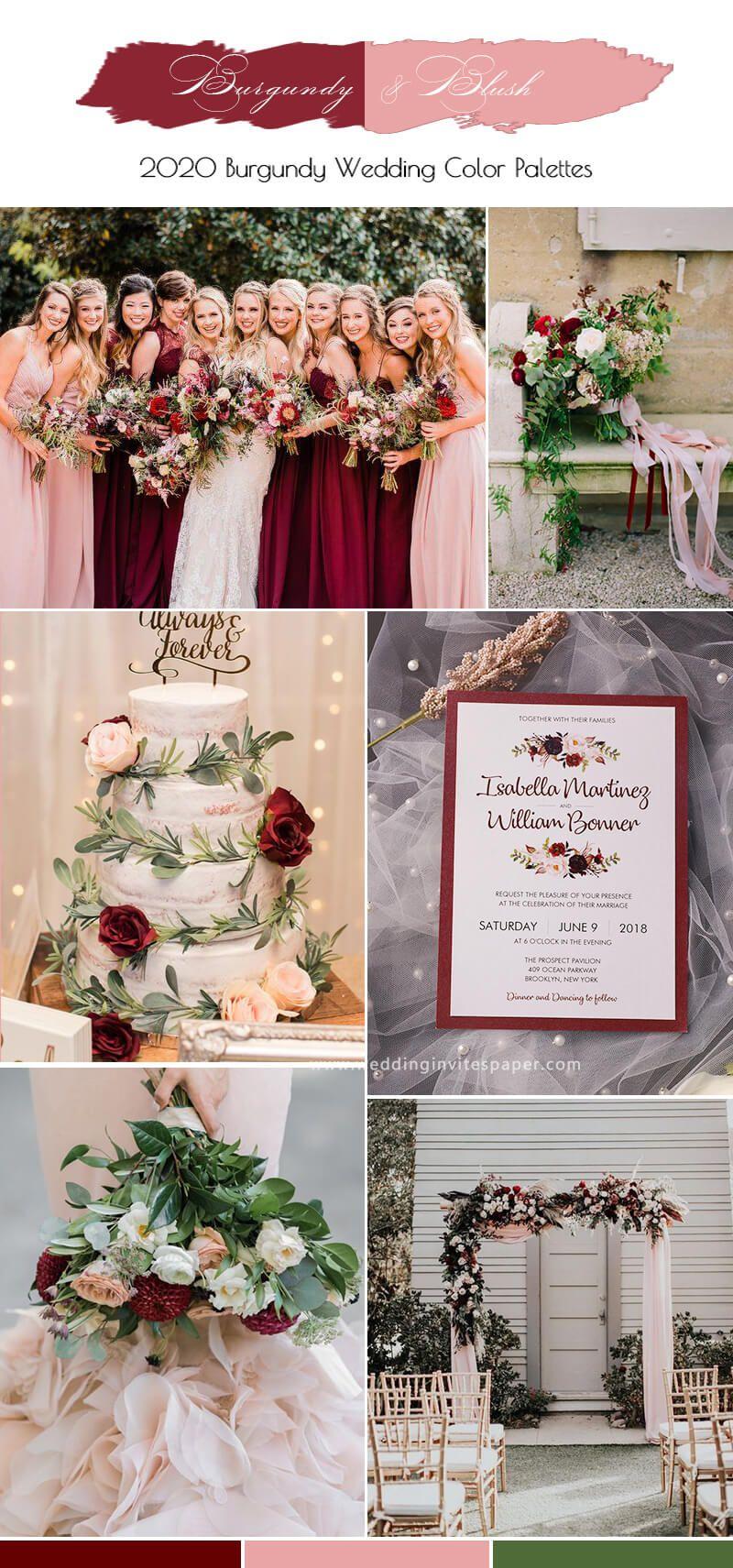 1576633026641091.jpg in 2020 Wedding colors, Burgundy