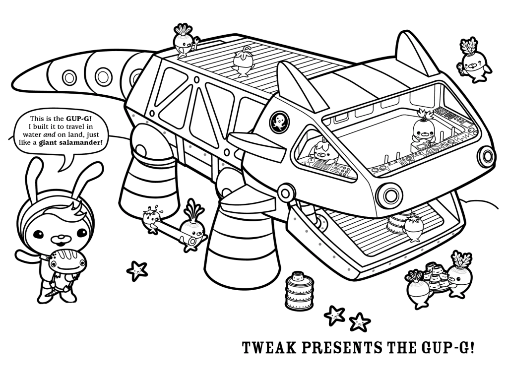 Free Printable Octonauts Coloring Pages In 2020 Cartoon Coloring Pages Super Hero Coloring Sheets Coloring Pages