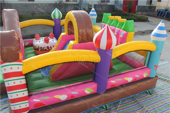 Pin by Winsun inflatables on Inflatable Bounce House