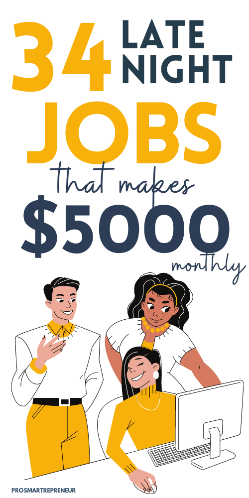 34 Real Part-Time Night Jobs from Home (Make $1000