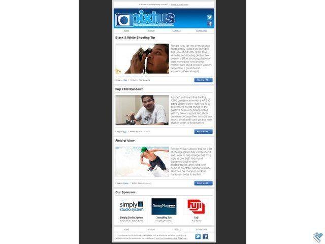 newsletter html template newsletter html template winner client