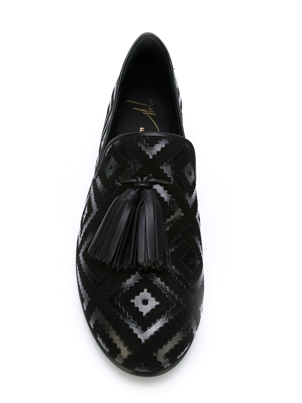 Giuseppe Zanotti Design 'David' loafers